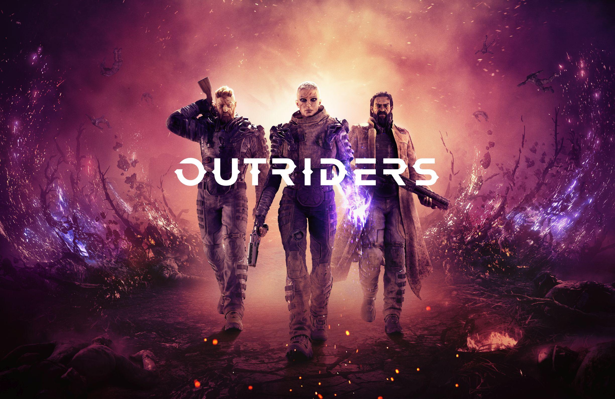 Już jutro zobaczymy nowy gameplay z Outriders 18