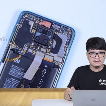 Redmi Note 9 Pro smartphone