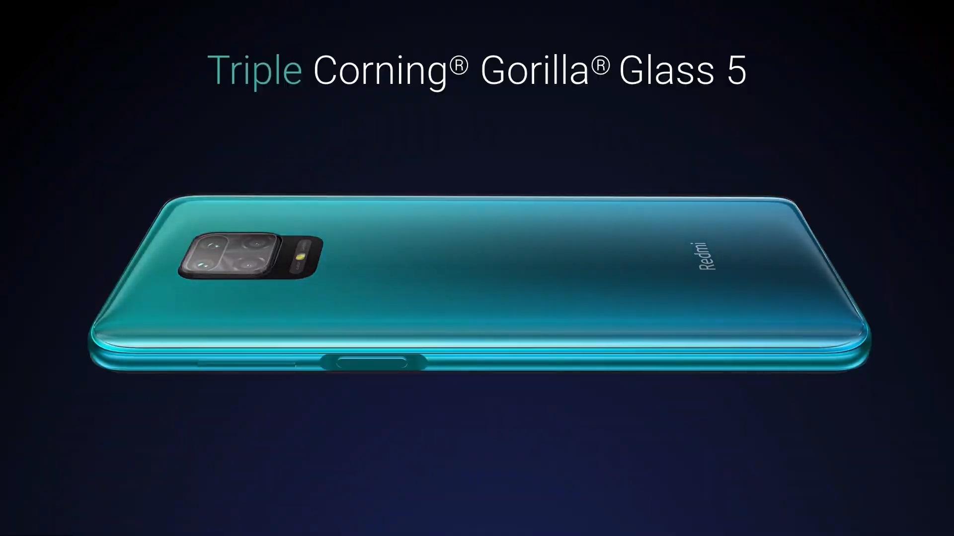 Redmi Note 9 Pro Max smartphone