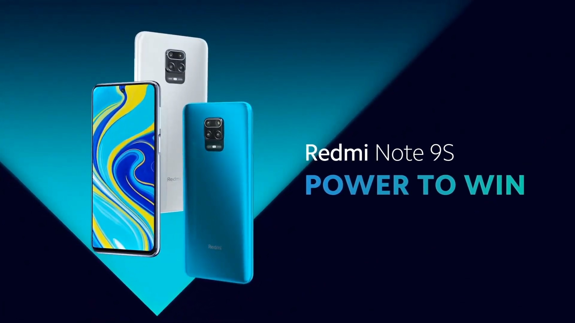 Redmi Note 9S smartphone features