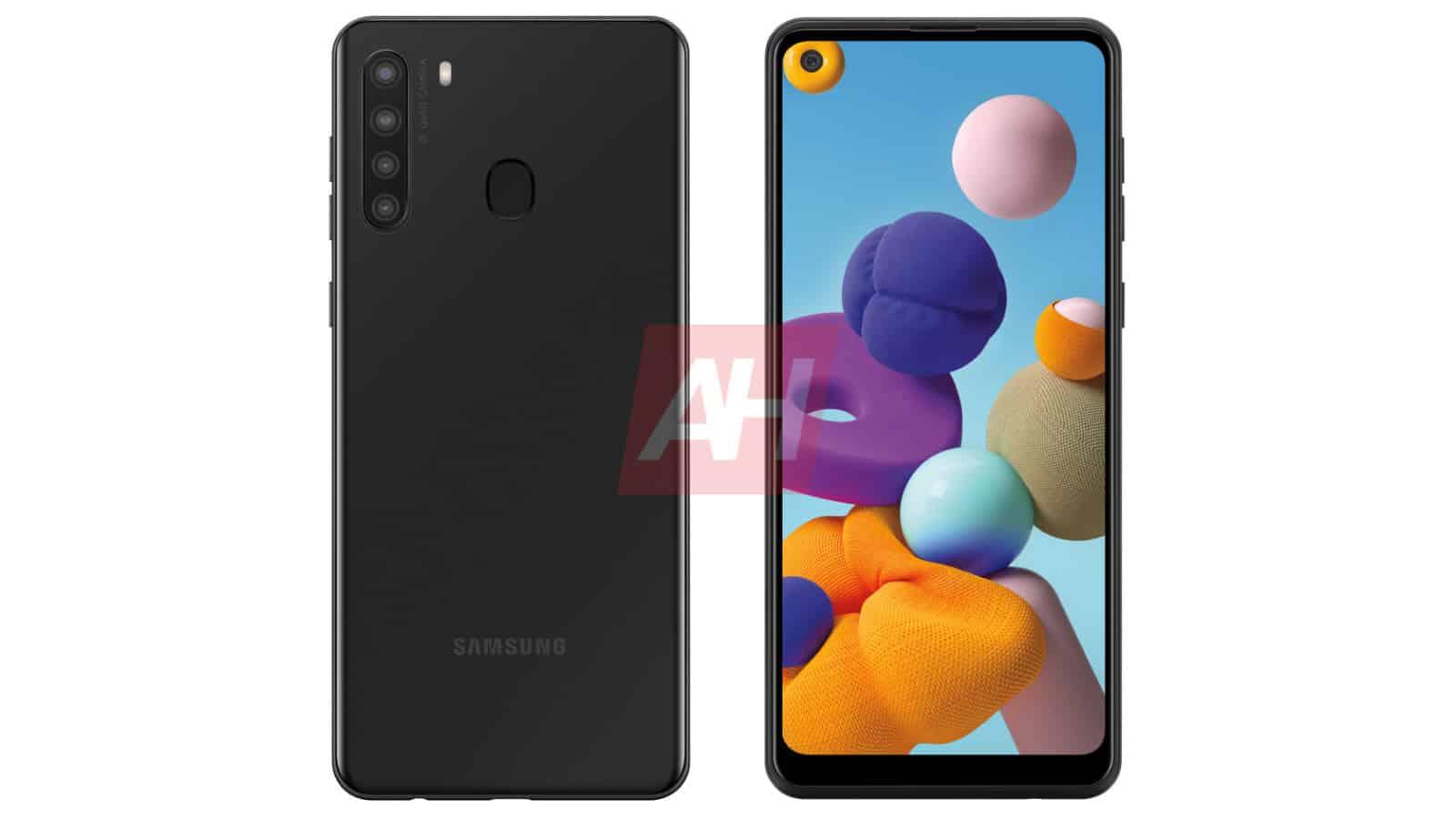 smartphone Samsung Galaxy A21