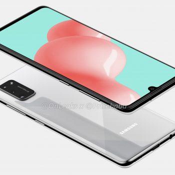 smartphone Samsung Galaxy A41