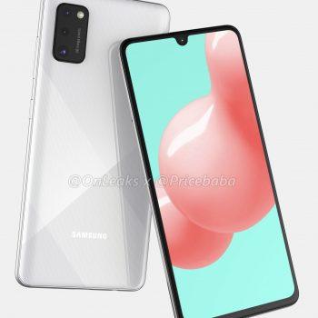 Nadchodzi Samsung Galaxy A41. Takiego średniaka klienci z chęcią kupią 18