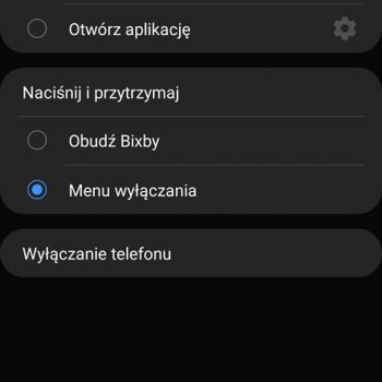 Samsung Galaxy A70 Android 10 One UI 2