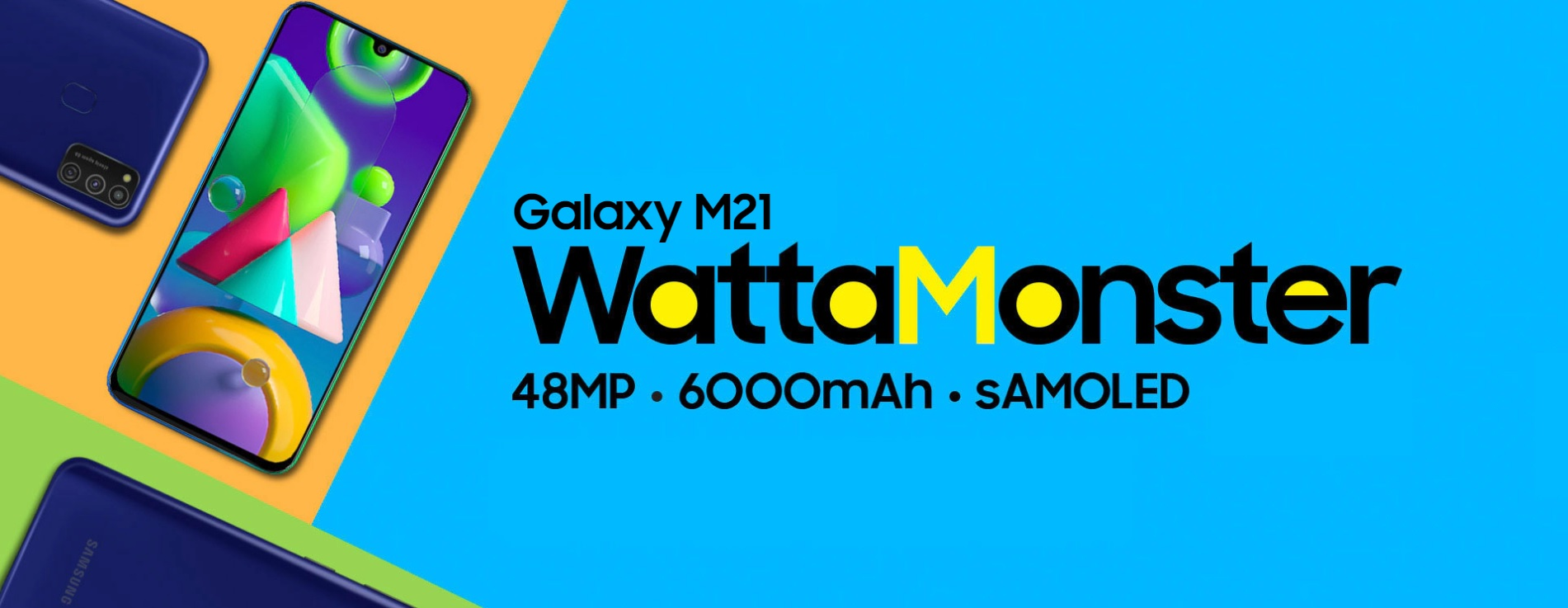 """Samsung Galaxy M21 debiutuje na rynku. Ma być """"potworem"""" i ..."""