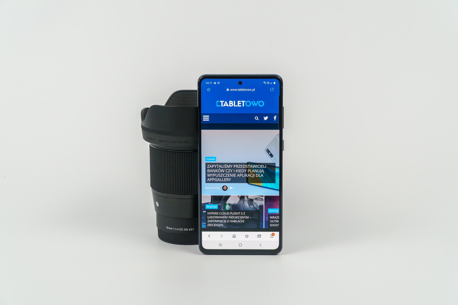 Recenzja Samsunga Galaxy Note 10 Lite. Czy budżetowy Note ma sens? 27