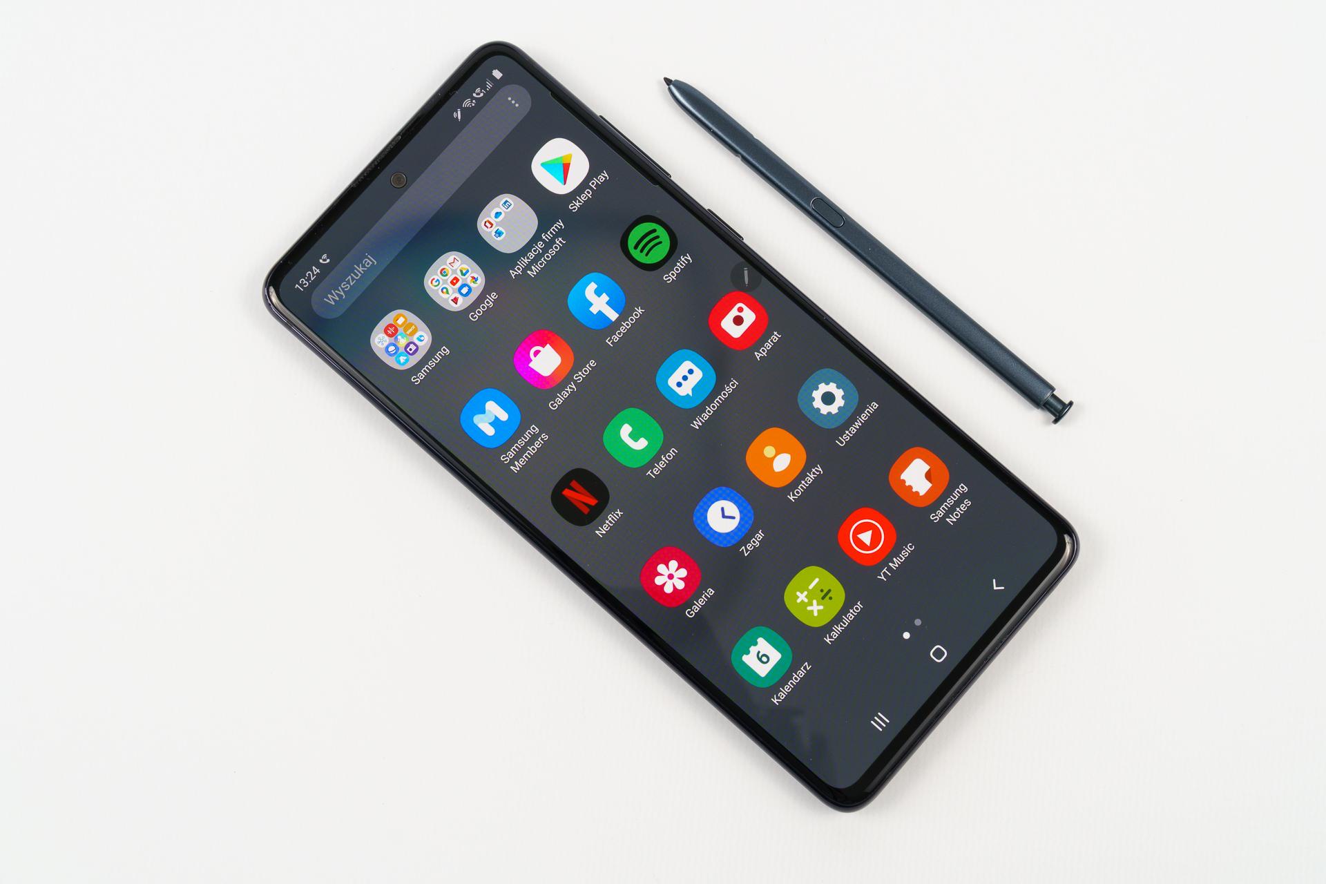 smartfon Samsung Galaxy Note 10 Lite smartphone