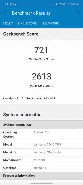 Samsung Galaxy S10 Lite - koreański zabójca flagowców (recenzja) 88