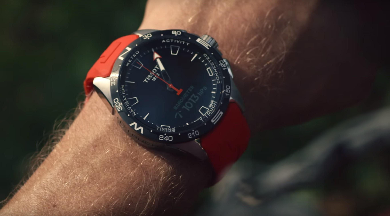 Pół roku na baterii w smartwatchu. Zegarek Tissot T-Touch Connect Solar będzie ładowany energią słoneczną 18