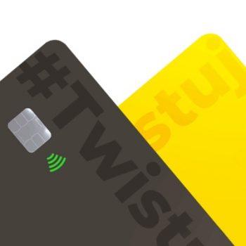 Twisto karta Mastercard