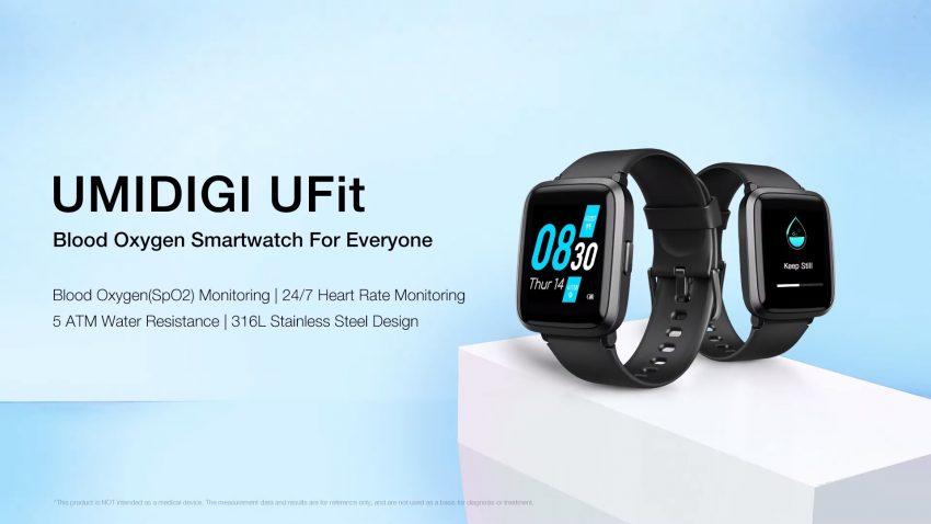 UMIDIGI UFit smartwatch