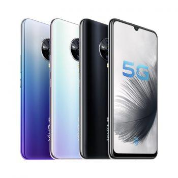 Vivo prezentuje kolejny smartfon z procesorem Samsunga i modemem 5G - model Vivo S6