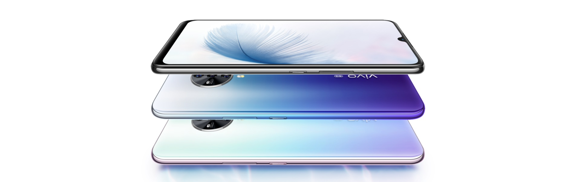 Vivo S6 5G smartphone