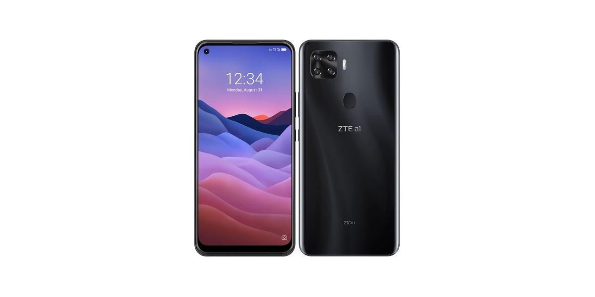 ZTE a1 smartphone