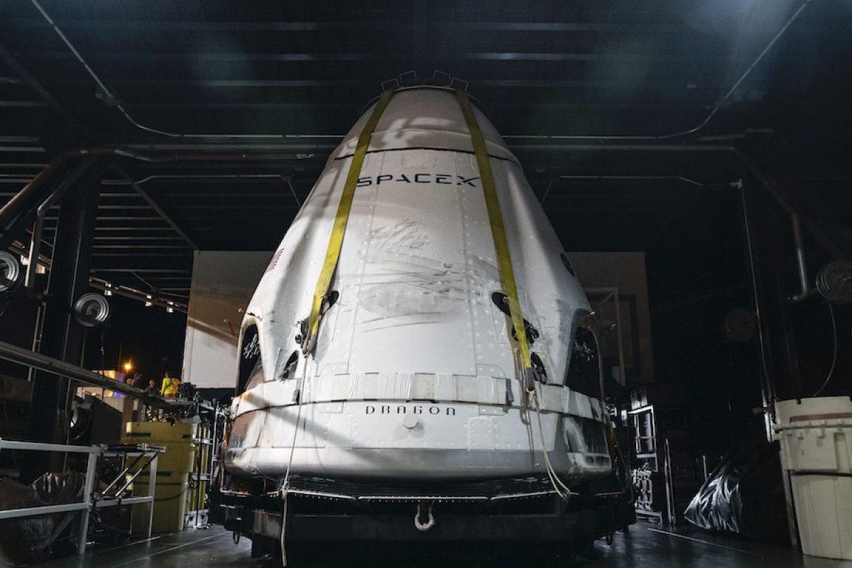 SpaceX i Axiom Space wyślą kosmoturystów na ISS w 2021 roku 20