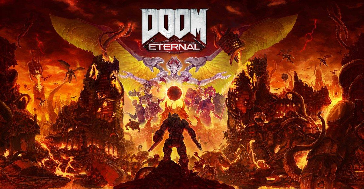 Gracze dopięli swego - DOOM Eternal bez zabezpieczeń Denuvo