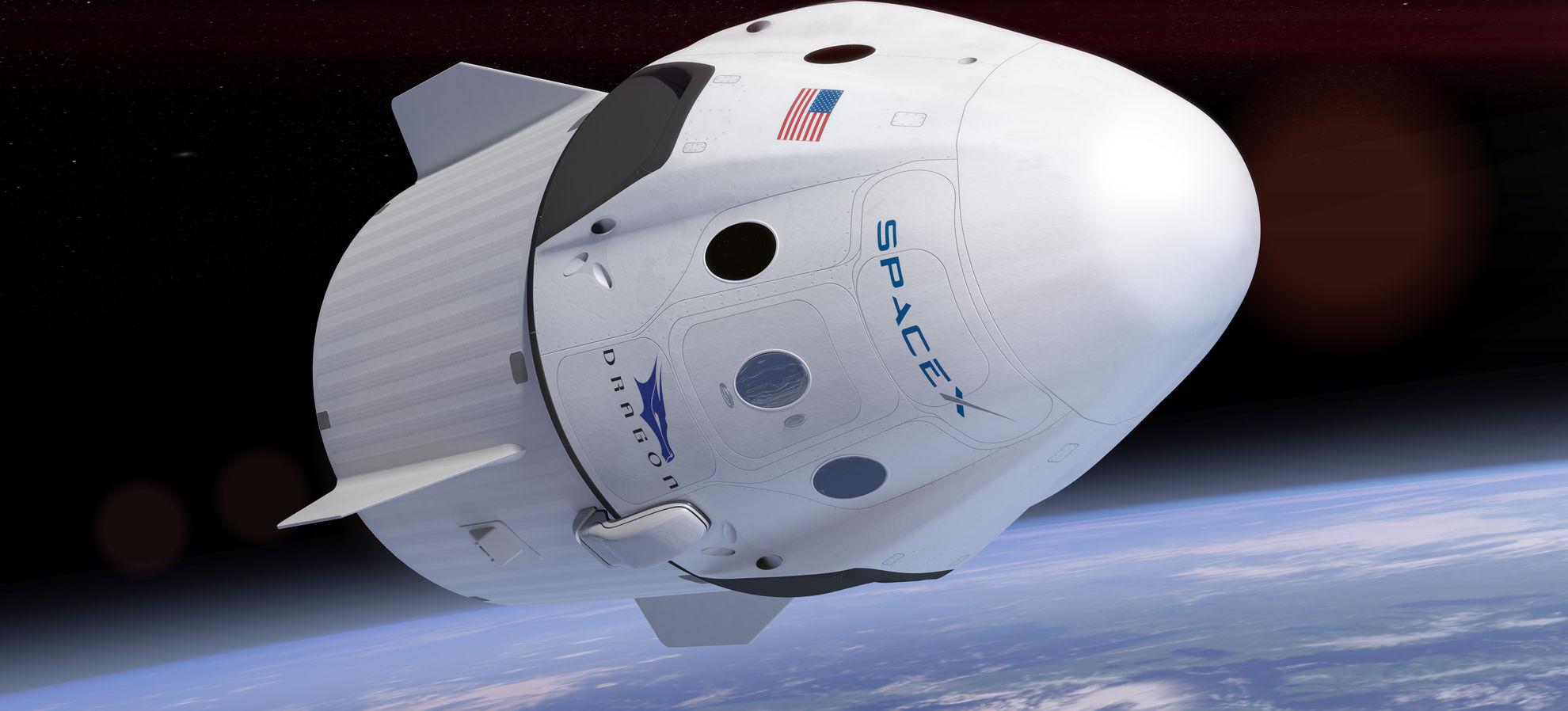 SpaceX i Axiom Space wyślą kosmoturystów na ISS w 2021 roku 22