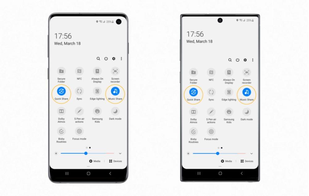 Smartfony Samsung Galaxy S10 i Galaxy Note 10 dostają najlepsze funkcje znane z Galaxy S20