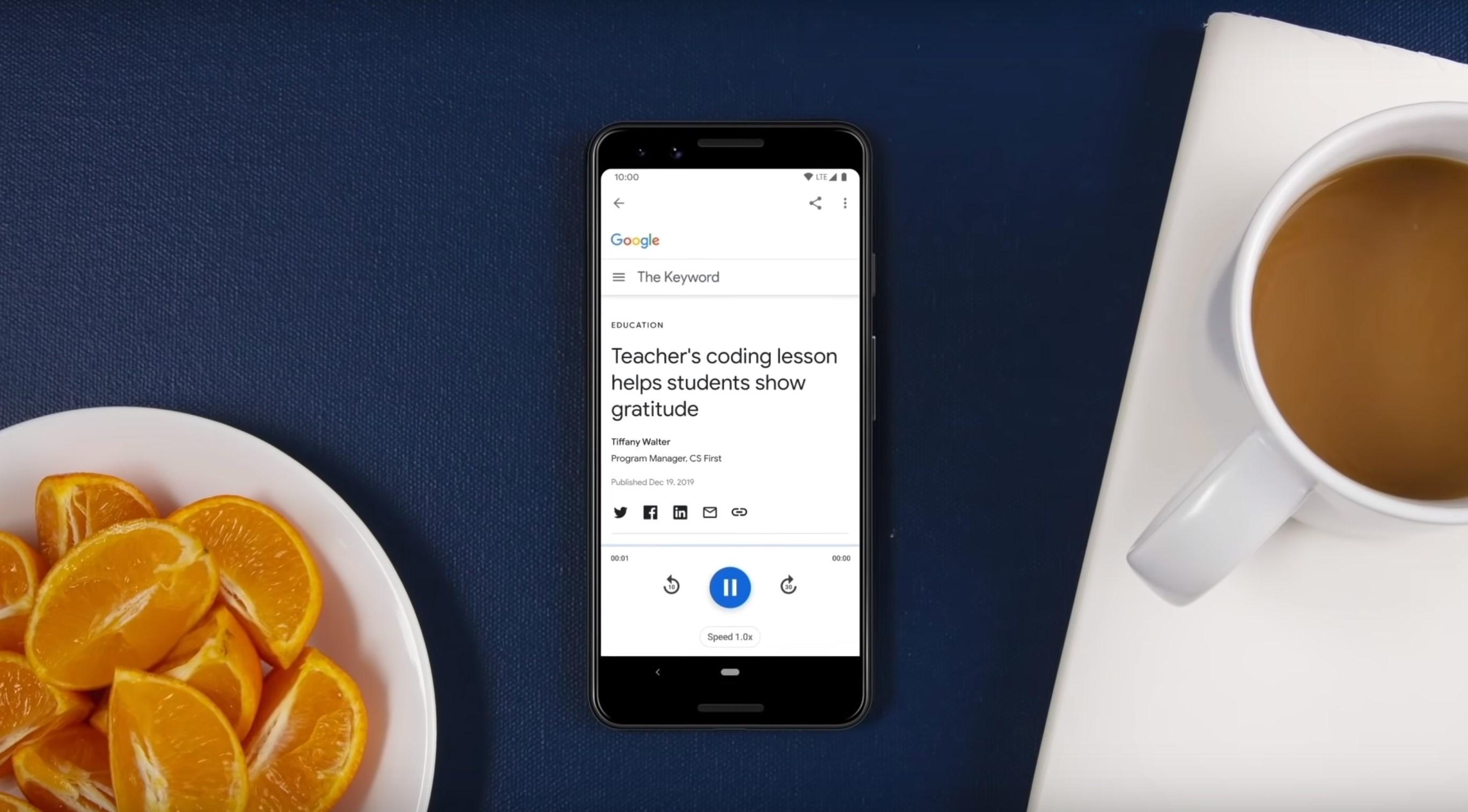 Google kończy sprzedaż smartfonów Pixel 3 i Pixel 3 XL, robiąc miejsce dla aktualnych modeli 22