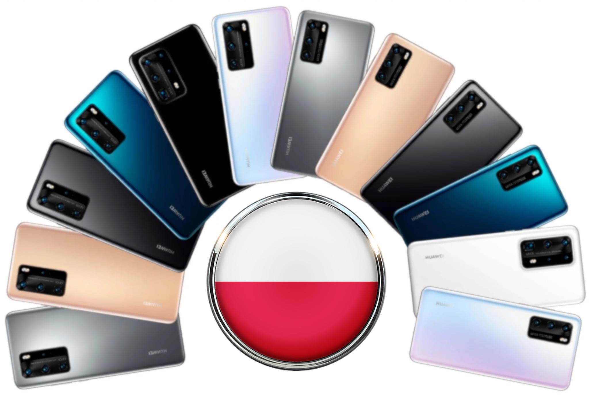 Uwaga, uwaga! Mamy polskie ceny Huawei P40 i P40 Pro!