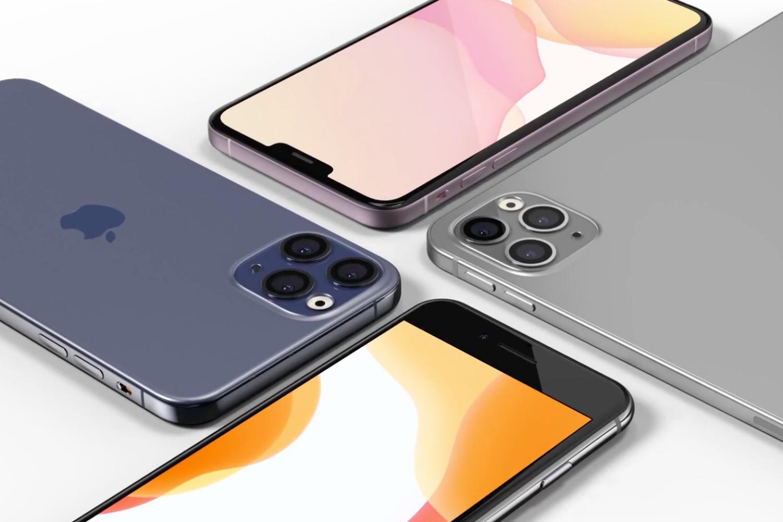iPhone 12 Pro – aparat 64 Mpix, większy akumulator, 5G i notch 15