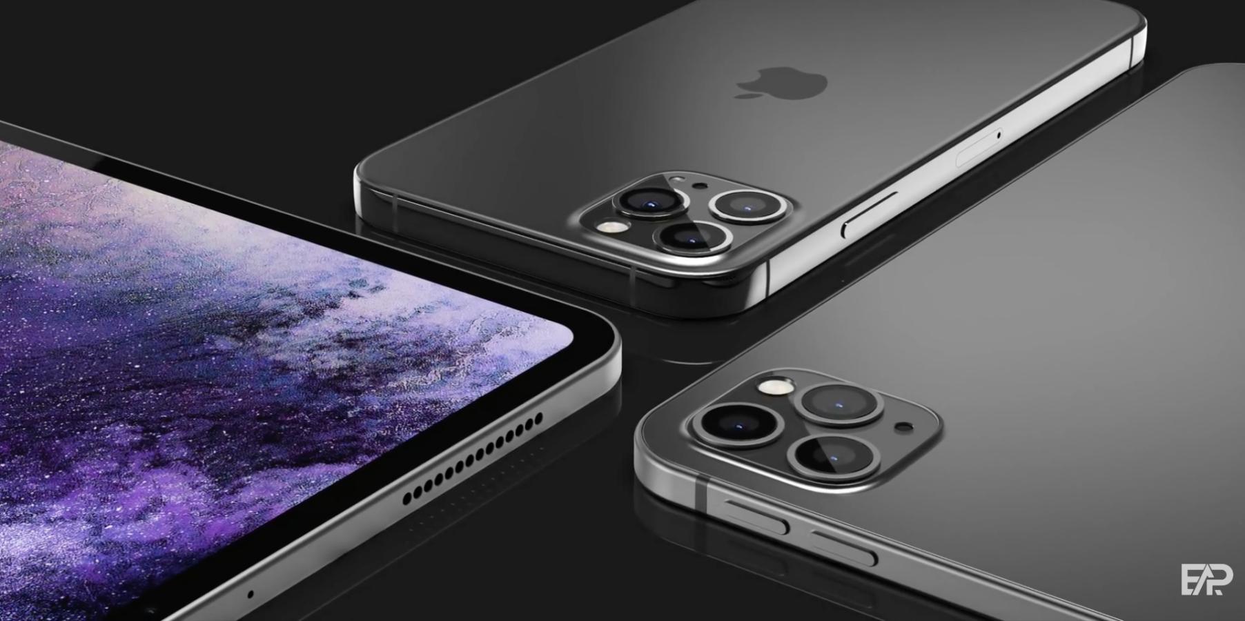 iPhone 12 Pro – aparat 64 Mpix, większy akumulator, 5G i notch 16