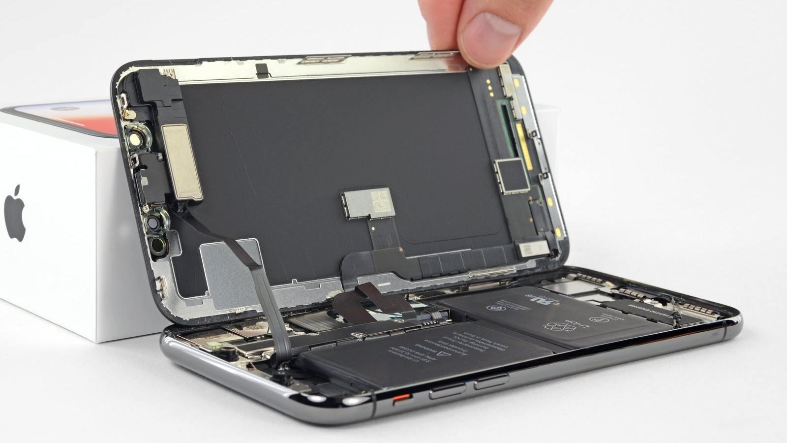 iPhone'y X i XS – tańsza wymiana ekranu? To możliwe, ale nie będzie to OLED 18