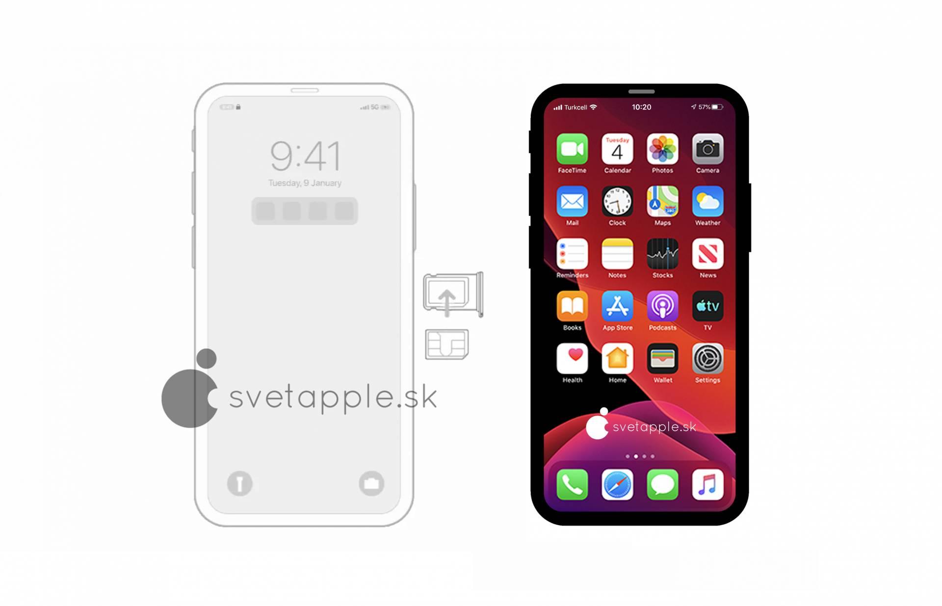 Nowy iPhone bez notcha? W kodzie iOS 14 odkryto ciekawą grafikę 16