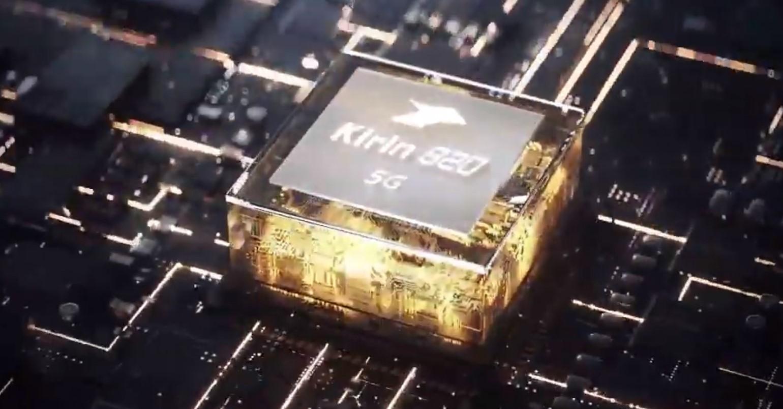 Nowy procesor Kirin 820 5G jest bardziej wydajny od Snapdragona 765G. To złe wieści dla Qualcomma 20