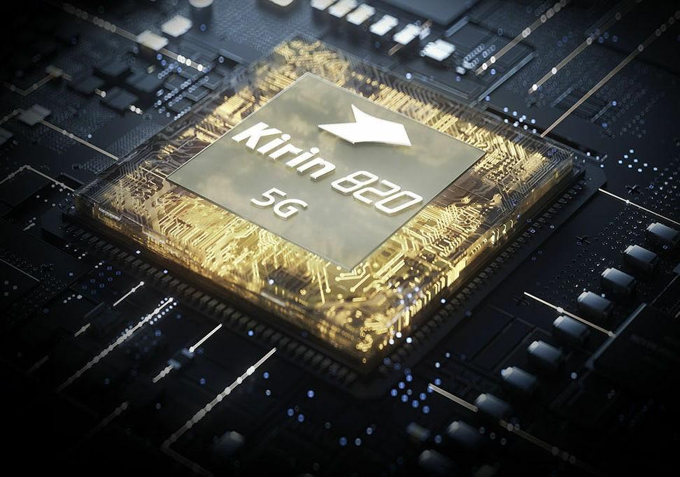 Nowy procesor Kirin 820 5G jest bardziej wydajny od Snapdragona 765G. To złe wieści dla Qualcomma