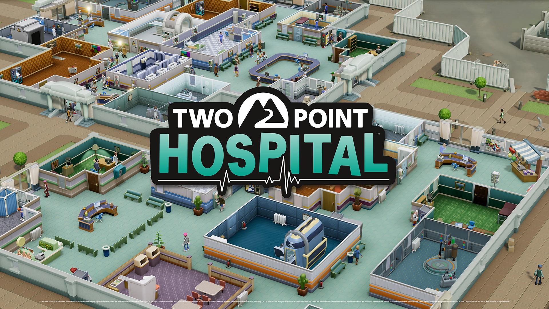 Szpital dla chorych inaczej - recenzja Two Point Hospital na PlayStation 4 18