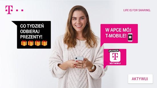 Zapłać fakturę przez aplikację Mój T-Mobile, zyskaj darmowy pakiet 6 GB. Proste