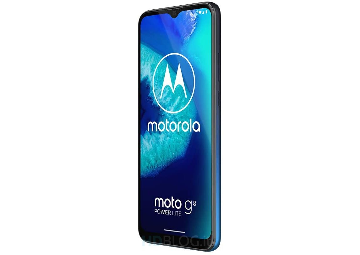 Specyfikacja Motoroli Moto G8 Power Lite - duża bateria i wyświetlacz o niskiej rozdzielczości
