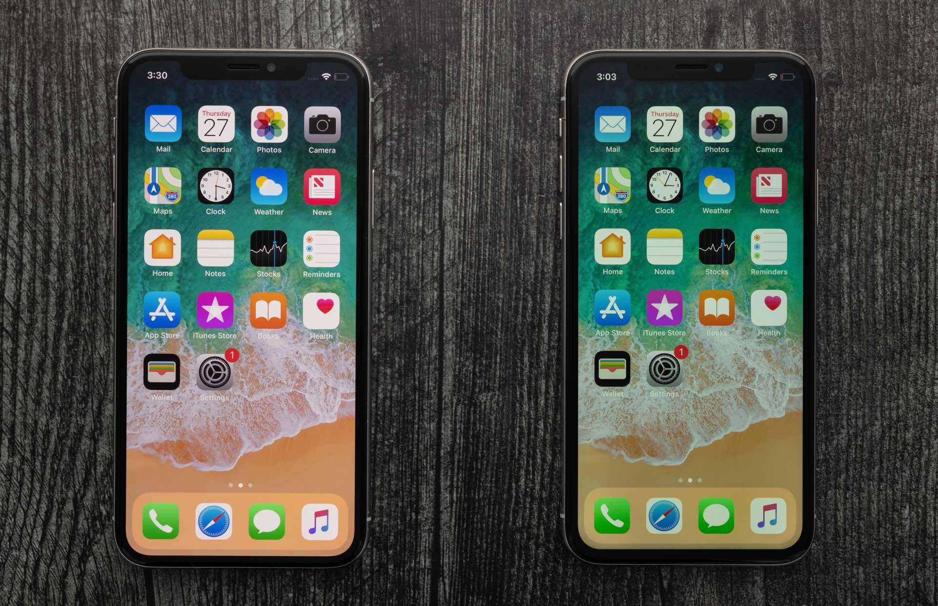 iPhone'y X i XS – tańsza wymiana ekranu? To możliwe, ale nie będzie to OLED 19