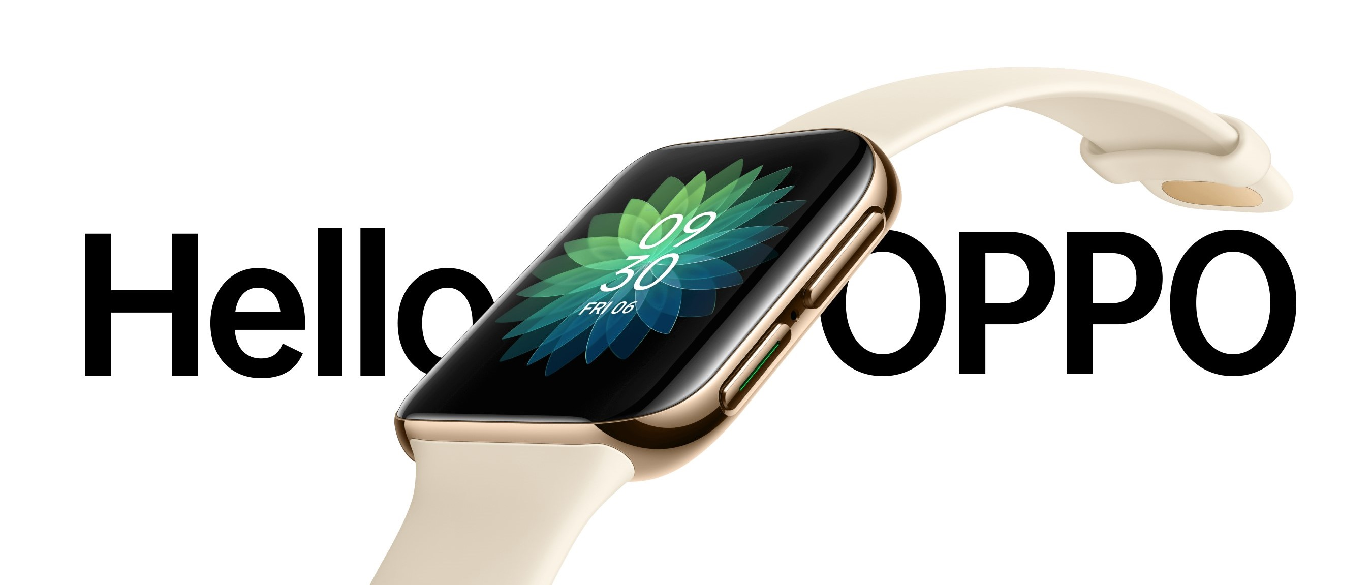 Oppo Watch smartwatch