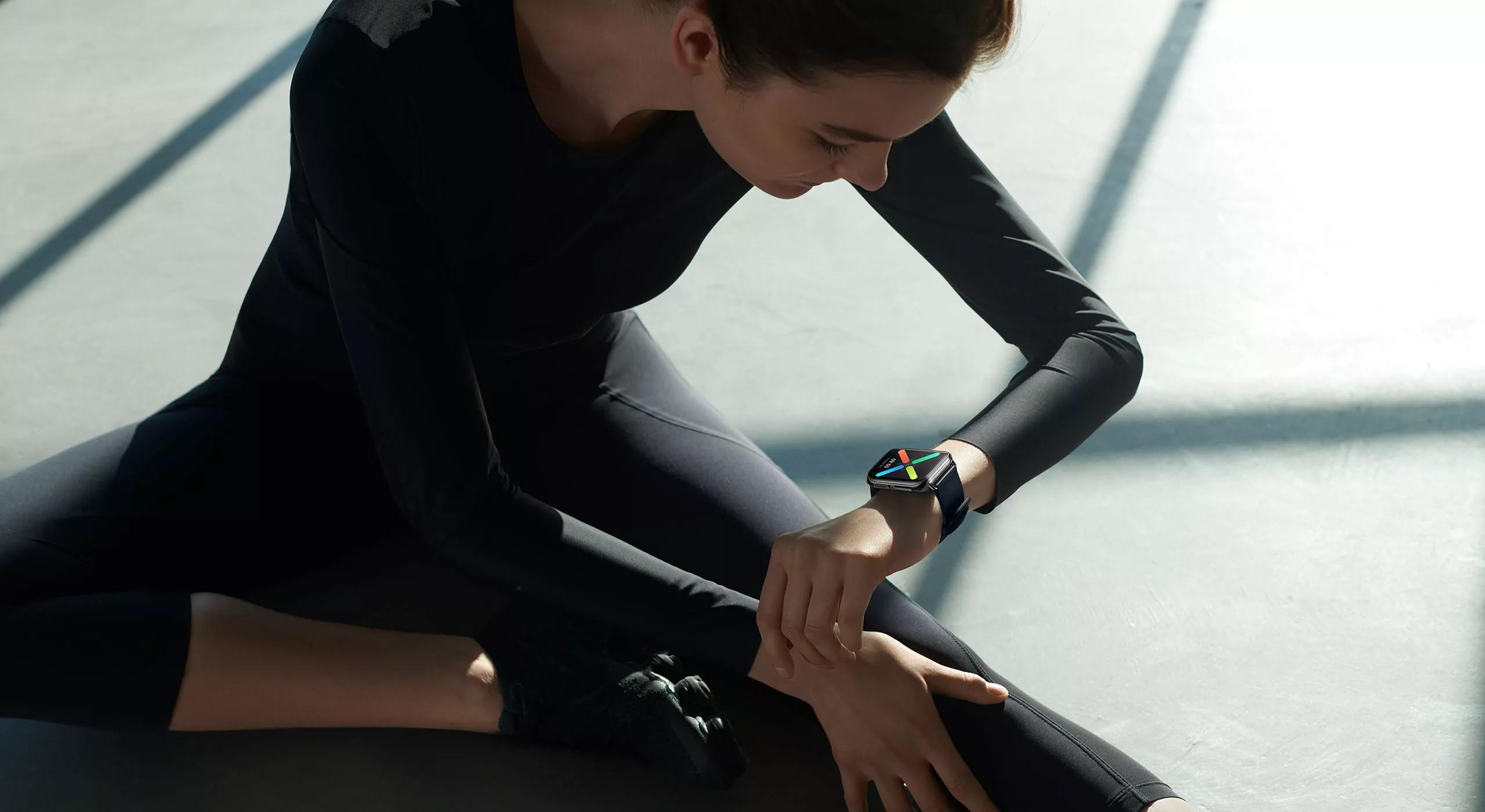 Oppo Watch oficjalnie! Zakrzywiony ekran w smartwatchu bez Wear OS, ale na Androidzie