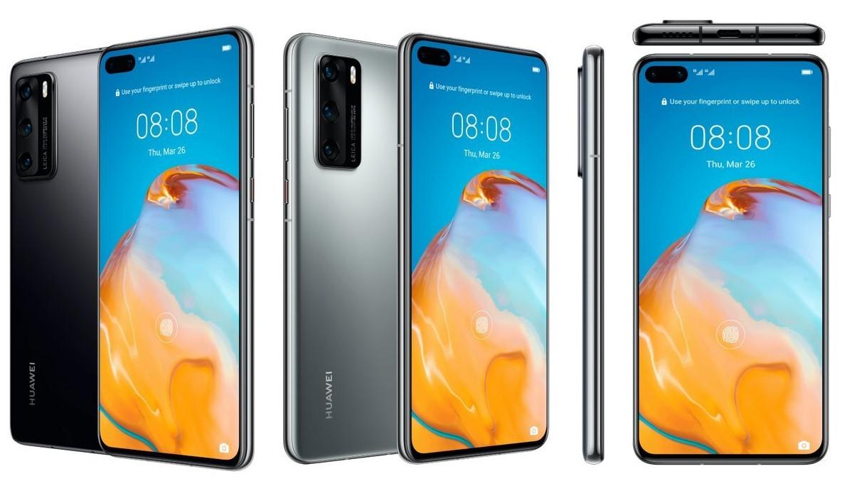 Kompletne info o najnowszym flagowcu Huawei. P40 (Pro) bez tajemnic! 19