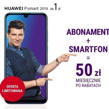 Limitowana promocja w Play - abonament i smartfon za 50 złotych miesięcznie 16