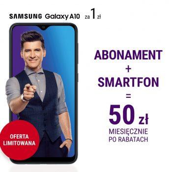 Limitowana promocja w Play - abonament i smartfon za 50 złotych miesięcznie 17