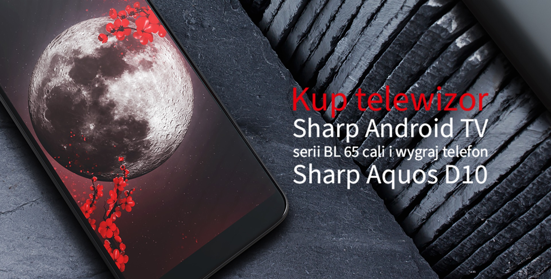 Promocja: kup telewizor Sharp, a dostaniesz smartfon i... drugi telewizor 18