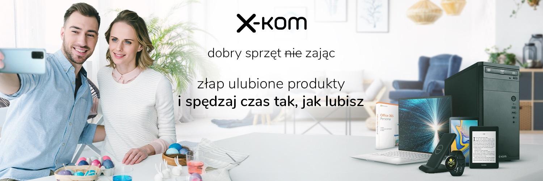 Setki produktów przecenionych w wiosennej promocji x-kom i nie tylko