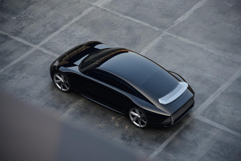 Hyundai Prophecy – samochód z joystickami zamiast kierownicy 18