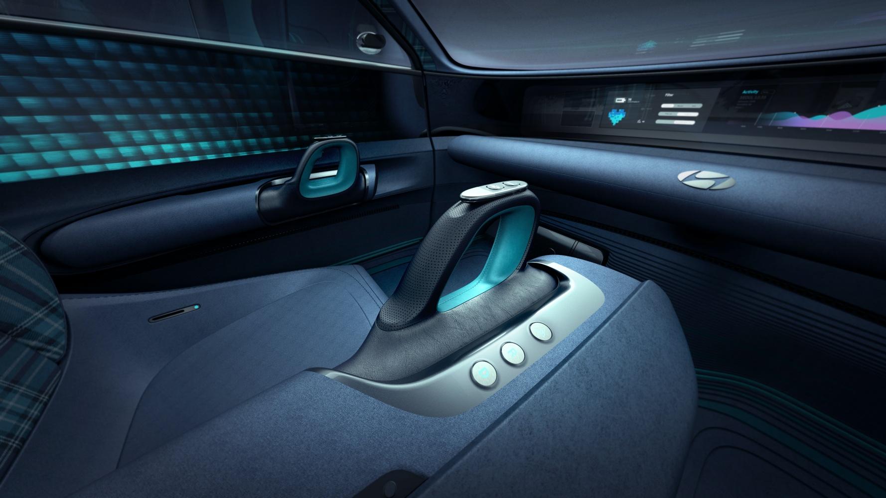 Hyundai Prophecy – samochód z joystickami zamiast kierownicy 20