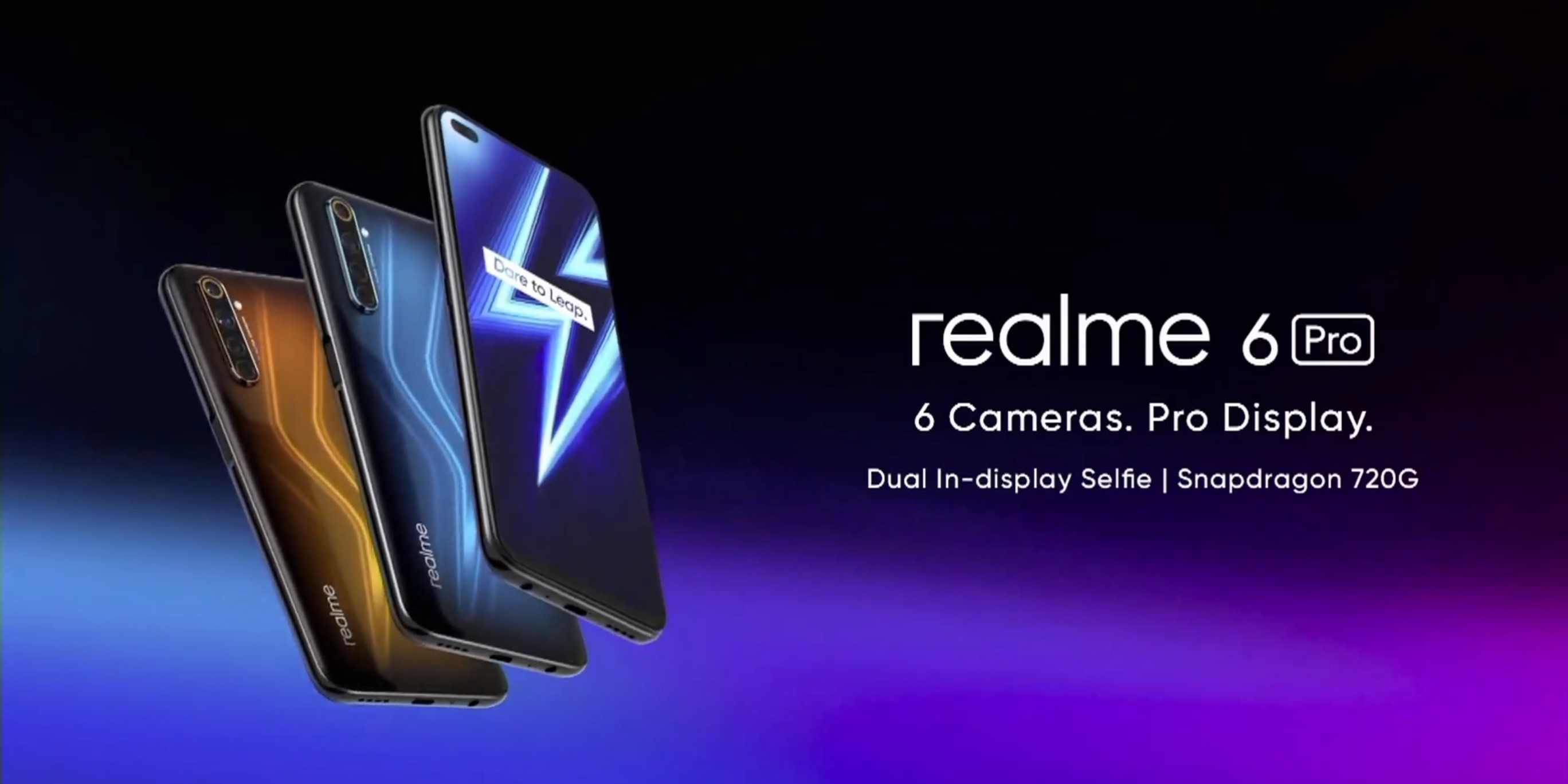 """Realme 6 i Realme 6 Pro to nowe """"lokomotywy"""" tego producenta. Pociągną sprzedaż 21"""