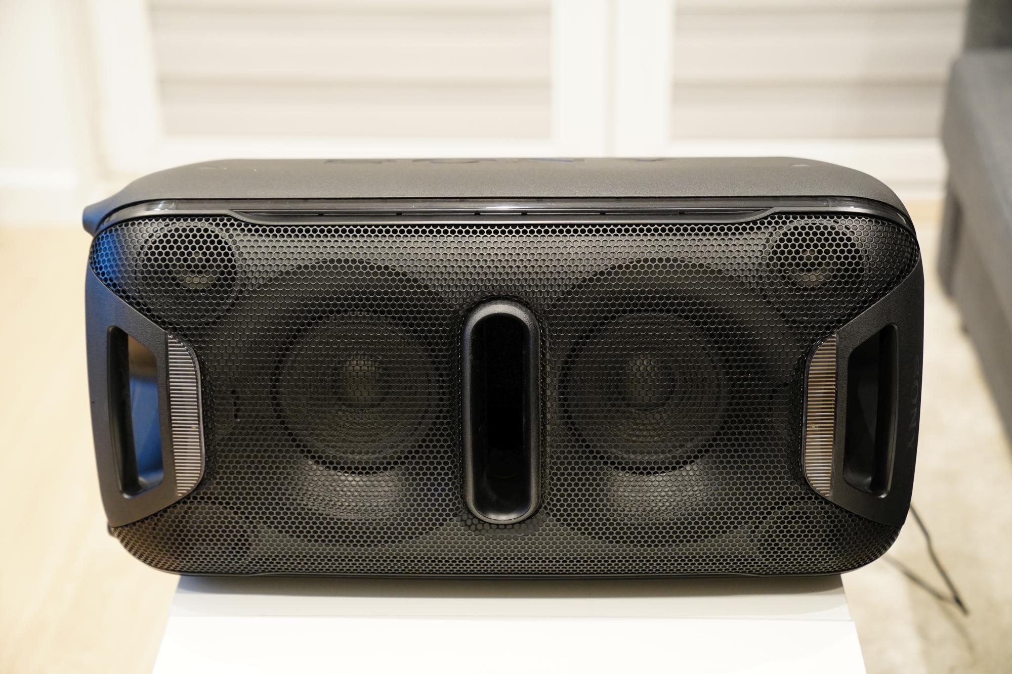 Recenzja Sony GTK-XB72 - dobrego wodzireja każdej imprezy 27