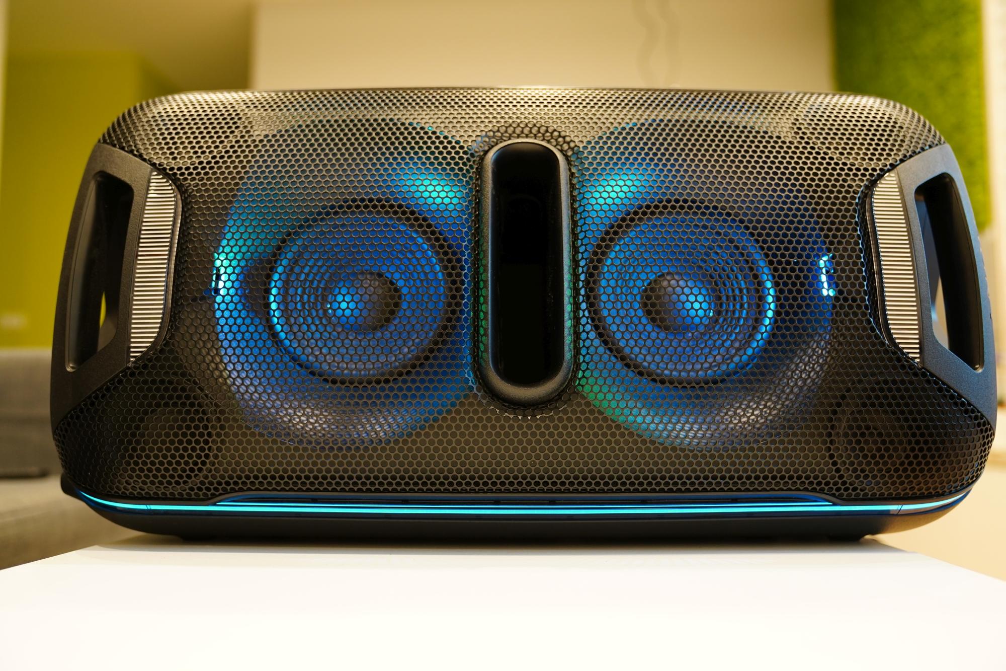 Recenzja Sony GTK-XB72 - dobrego wodzireja każdej imprezy 20