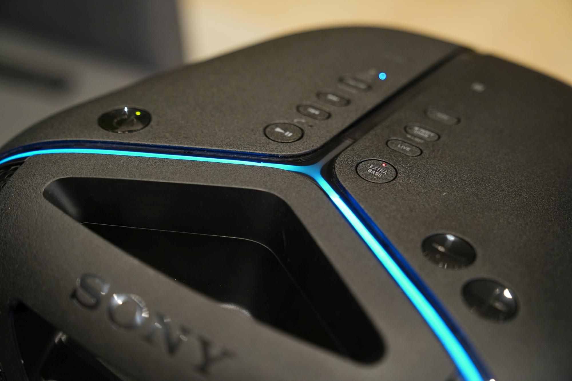 Recenzja Sony GTK-XB72 - dobrego wodzireja każdej imprezy 22