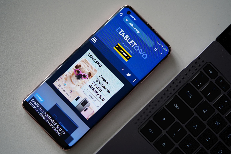 Na pierwszy rzut oka Xiaomi Mi 11 Pro zaoferuje podobny ekran jak Xiaomi Mi 10