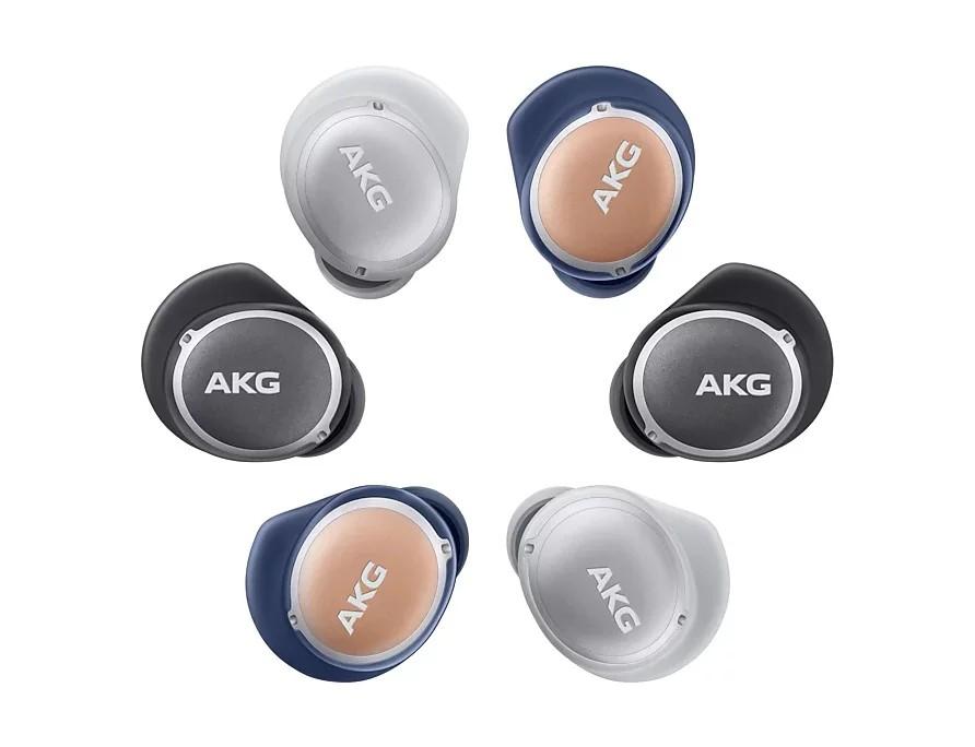 Samsung prezentuje słuchawki AKG N400 i jednocześnie robi konkurencję samemu sobie