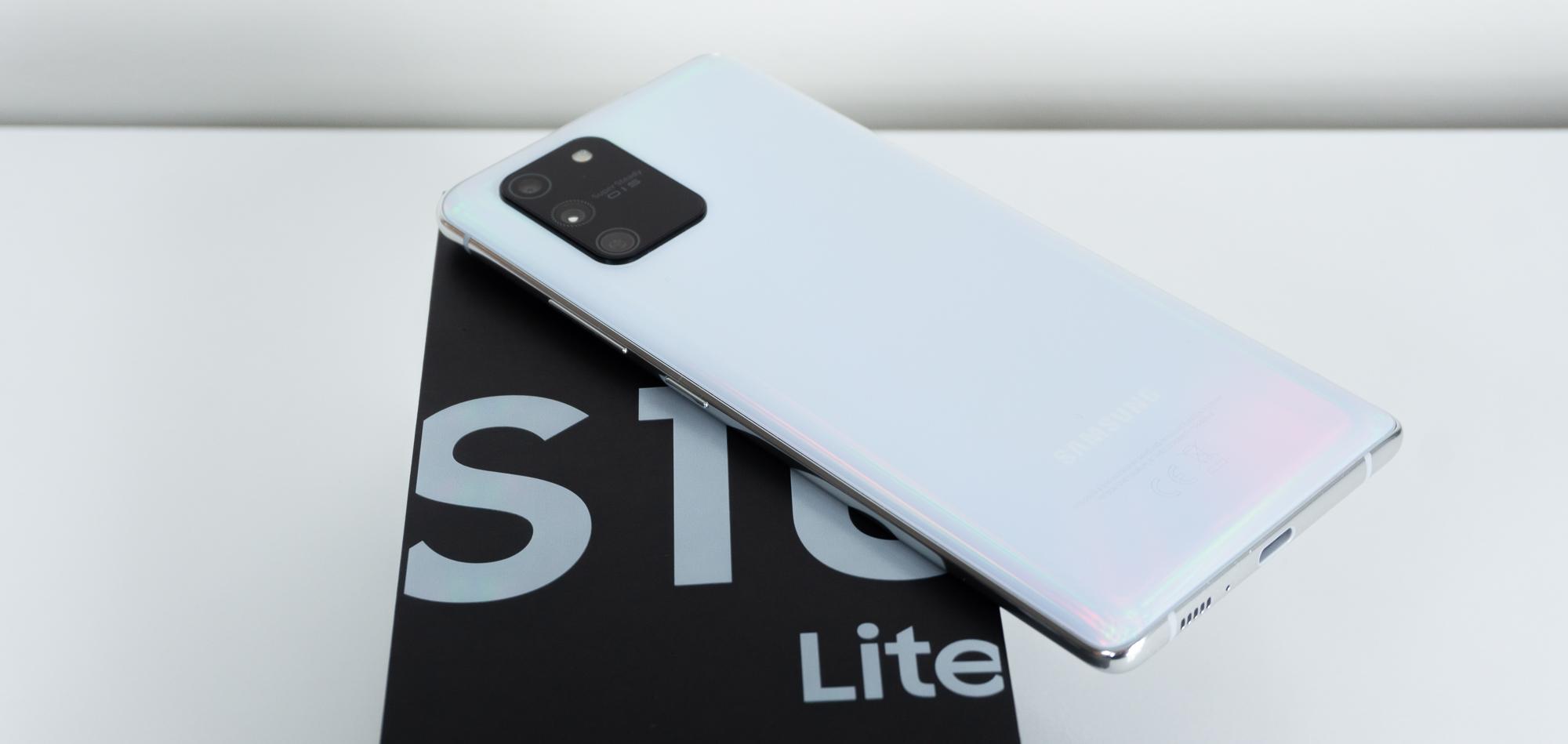 Samsung Galaxy S10 Lite - koreański zabójca flagowców (recenzja) 21
